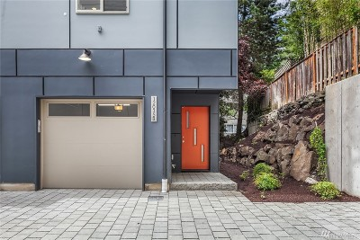 Seattle Single Family Home For Sale: 12035 33rd Ave NE #B