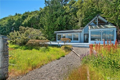 Camano Island Single Family Home For Sale: 2937 Tillicum Beach Dr