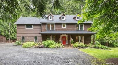 Bainbridge Island Single Family Home For Sale: 13990 Hidden Heights Lane NE