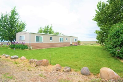 Moses Lake WA Single Family Home For Sale: $139,900