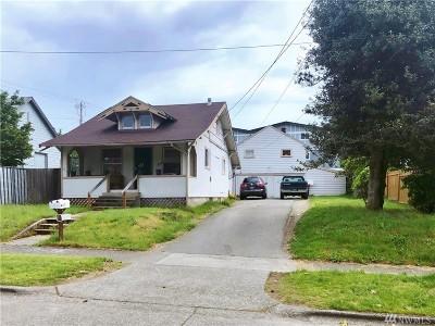 Bremerton Multi Family Home For Sale: 142 N Rainier Ave