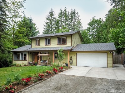 King County Single Family Home For Sale: 18220 SE Lake Youngs Rd