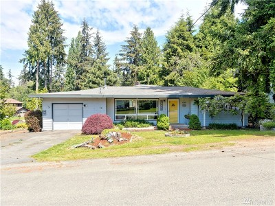 Lynnwood Single Family Home For Sale: 7223 198th St SW