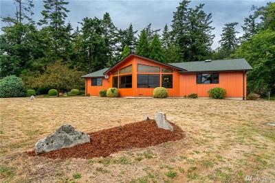 Coupeville Single Family Home For Sale: 695 Eggerman Rd