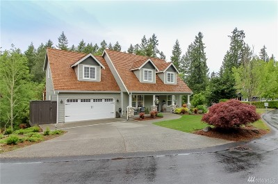Pierce County Single Family Home For Sale: 3704 31st Ave NW