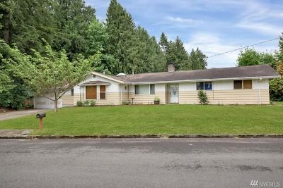 Auburn Single Family Home For Sale: 813 26th St SE