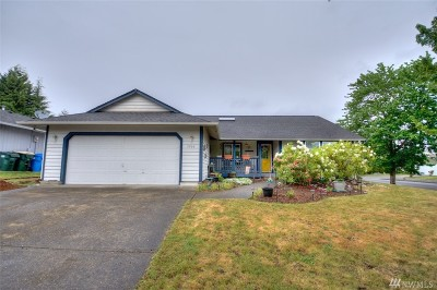 Lacey Single Family Home For Sale: 5939 59th Lp SE