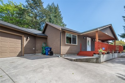 Seattle Single Family Home For Sale: 1016 NE 108th St