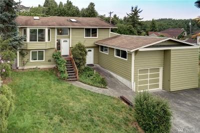 Tacoma Single Family Home For Sale: 5022 N Lexington St