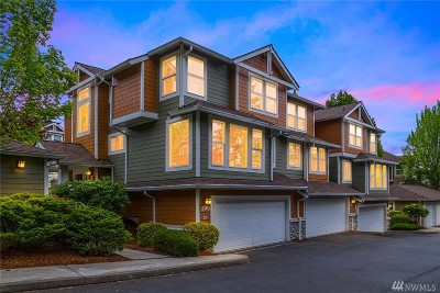 King County Single Family Home For Sale: 12140 NE 24th St #101
