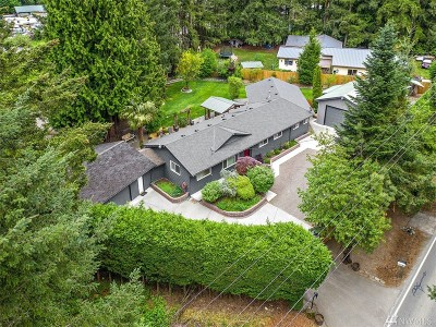Snohomish Single Family Home For Sale: 9515 Paradise Lake Road