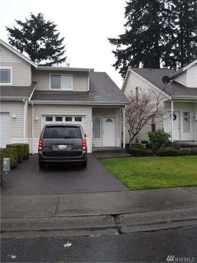 Pierce County Single Family Home For Sale: 12515 63rd Ave E