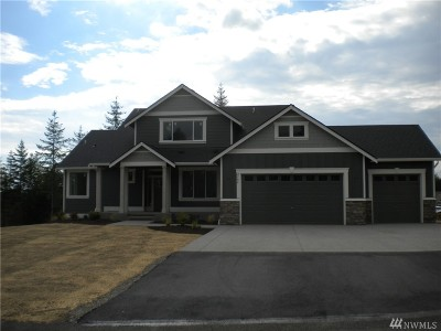 Snohomish Single Family Home For Sale: 2106 228th Ave NE #03
