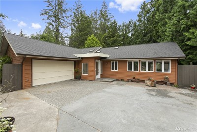 Lynnwood Single Family Home For Sale: 22321 Locust Wy