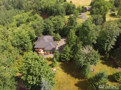Lewis County Single Family Home For Sale: 110 Jewells Spring Dr