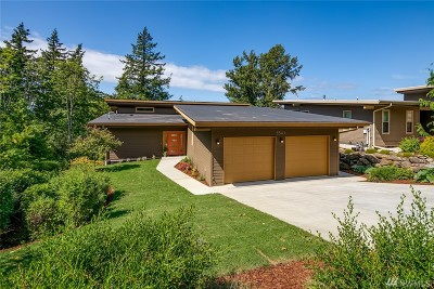 Bellingham Single Family Home For Sale: 3501 Larrabee Ave