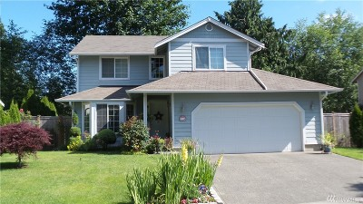 Olympia Single Family Home For Sale: 3134 Swordfern Dr NW