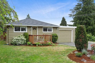 Snohomish County Single Family Home For Sale: 2031 53rd St SE