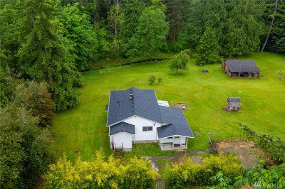 Maple Valley Single Family Home For Sale: 27405 SE 224th St