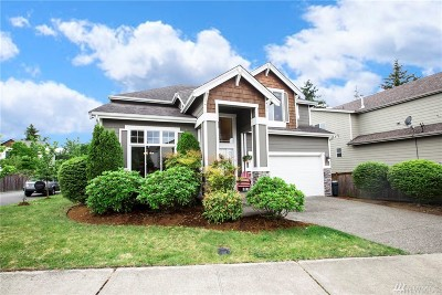 King County Single Family Home For Sale: 11207 SE 216th St