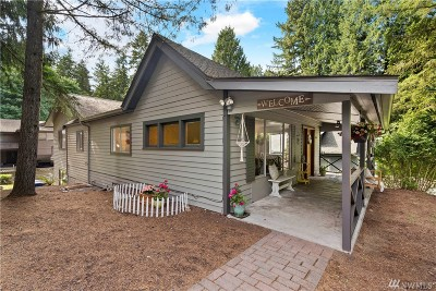 Lake Forest Park Single Family Home For Sale: 18253 35th Ave NE