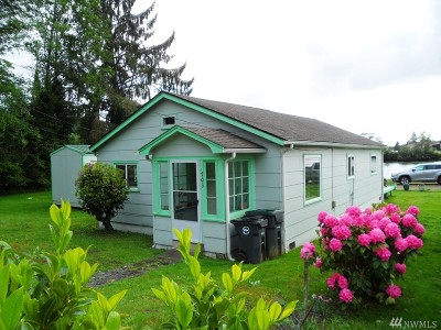 Grays Harbor County Single Family Home For Sale: 703 Broadway Ave
