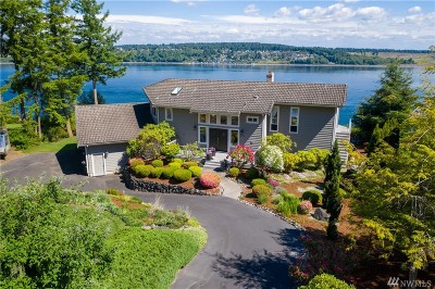 Pierce County Single Family Home For Sale: 1371 Pilchuck Heights