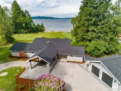 Bainbridge Island Single Family Home For Sale: 8500 NE County Park Rd