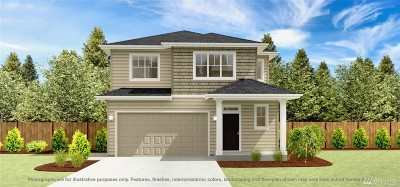 Marysville Single Family Home Contingent: 5624 95th Place NE