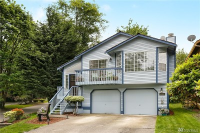 Renton Single Family Home For Sale: 2217 SE 8th Dr