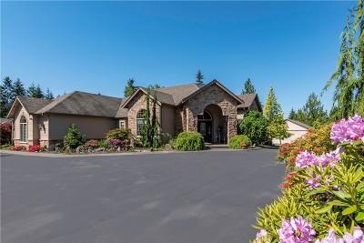 Lake Stevens Single Family Home For Sale: 11822 123rd Ave NE