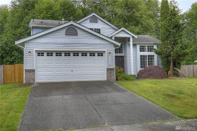 Puyallup Single Family Home For Sale: 15406 88th St E