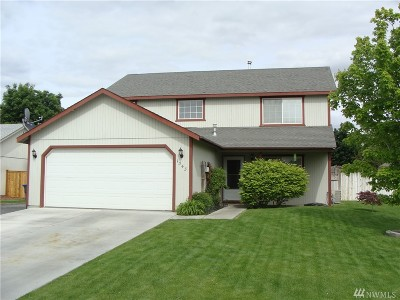 Moses Lake WA Single Family Home For Sale: $239,900