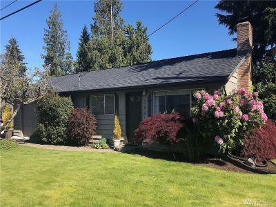 Maple Valley Single Family Home For Sale: 21676 SE 269th St