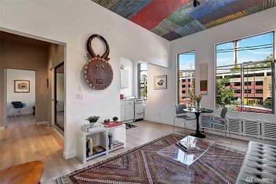 Seattle Single Family Home For Sale: 22 John St #23