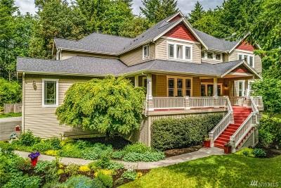 Bainbridge Island Single Family Home For Sale: 6517 Ridge Lane NE