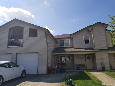 Sedro Woolley Condo/Townhouse Sold: 715 Cascade Palms Ct #715