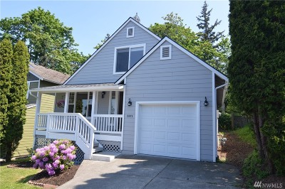 Bellingham WA Single Family Home For Sale: $395,000