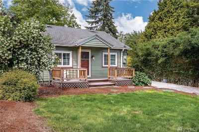 Single Family Home Sold: 12223 10th Ave S