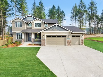 Lacey Single Family Home Pending: 8048 53rd Ct NE