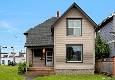 Bellingham Single Family Home For Sale: 2105 Broadway St