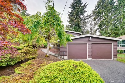 Lynnwood Single Family Home For Sale: 5526 190th St SW