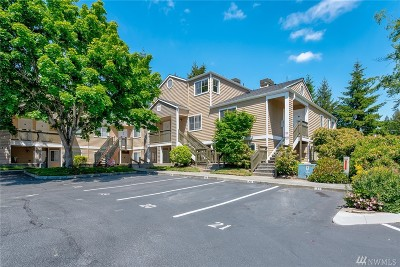 Mukilteo Condo/Townhouse For Sale: 5300 Harbour Pointe Blvd #301J