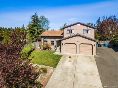 Puyallup Single Family Home For Sale: 3232 31st St Pl SE
