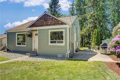 Shoreline Single Family Home For Sale: 15521 Stone Ave N