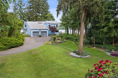 Pierce County Single Family Home For Sale: 2215 Aqua Vista Ct NW