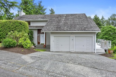 Kirkland Single Family Home For Sale: 11522 84th Ave NE