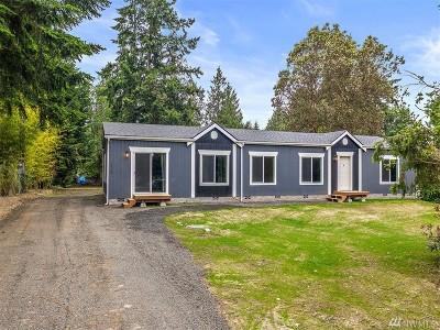 Kingston Single Family Home For Sale: 12519 NE Philip Dr