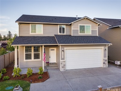 Yelm Single Family Home For Sale: 14826 91st Ave SE