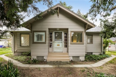 King County Single Family Home For Sale: 7712 46th Ave S